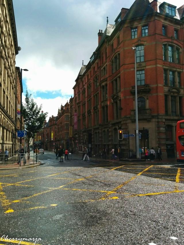 Manchester matkailu, manchester blogi