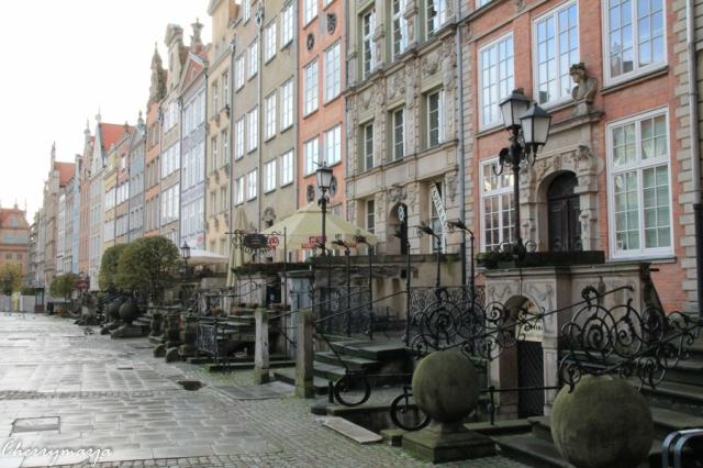Gdansk matkailu, gdansk nähtävyydet
